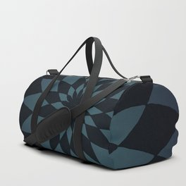 Wonderland Floor in Muted Rain Colors Duffle Bag