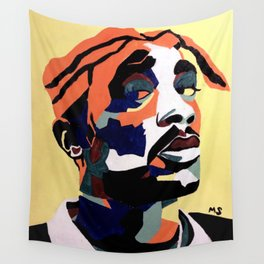 2 Pac Wall Tapestry