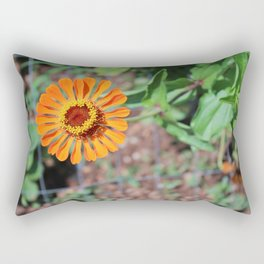 Flower No 5 Rectangular Pillow