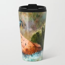 Old Friends Travel Mug