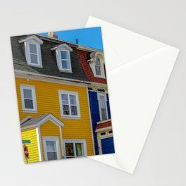 Jellybean Row Stationery Cards