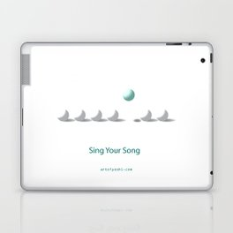 Sing Your Song v2 Laptop & iPad Skin
