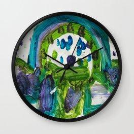 matilda turtle clock Wall Clock
