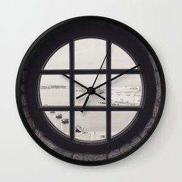 Ohlerich Speicher Fenster Wall Clock