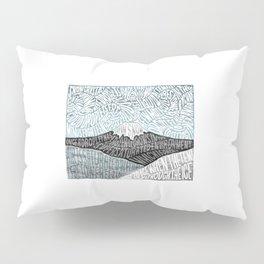 'JaPow' by Sarah King  Pillow Sham