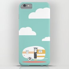 Lets See Really Cool Stuff Together Airstream Art  iPhone 6s Plus Slim Case