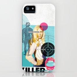 Colère iPhone Case