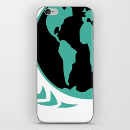 United Earth Government iPhone Skin