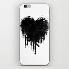 Dark Heart iPhone & iPod Skin