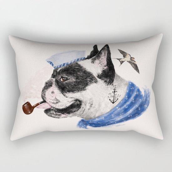 F.B.D Rectangular Pillow
