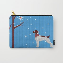 German WiredHair Pointer Dog Carry-All Pouch