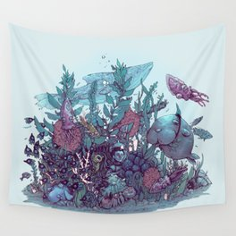 SUNK Wall Tapestry