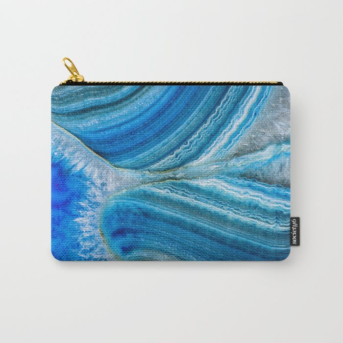 Blue Ribbon agate 2973 Carry-All Pouch