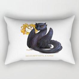 Dragonlings of Valdier: Phoenix Rectangular Pillow