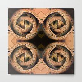 Fish torte, 2480z2 Metal Print