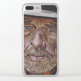 The Hag Clear iPhone Case