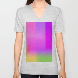 Indigo dimention Unisex V-Neck