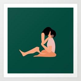 Lovers 8# Art Print