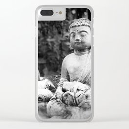 Inner smile Clear iPhone Case