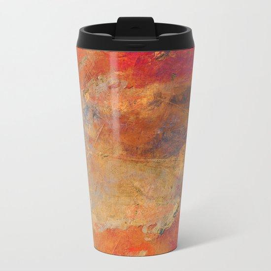 Certainty Metal Travel Mug
