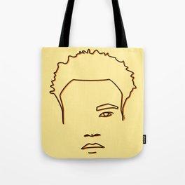 Childish Gambino - Yellow & Orange palette Tote Bag