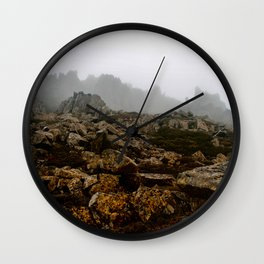 Rocks of Cradle Wall Clock