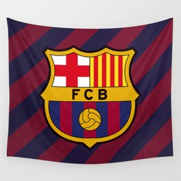Barcelona Wall Tapestry