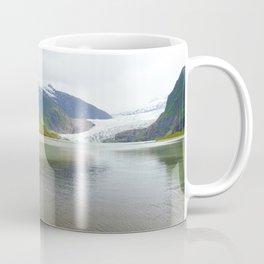 Mendenhall Glacier Juneau Alaska Coffee Mug