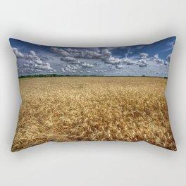 Amber Waves Of Grain Rectangular Pillow