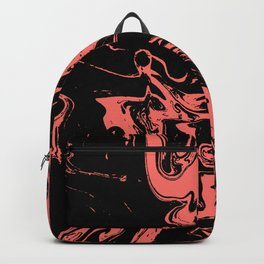 Abstract Marble Pantone 2019 v3 Backpack