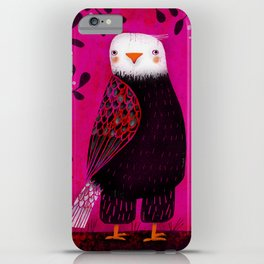 STANDING EAGLE iPhone Case