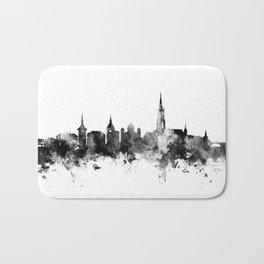 Bern Switzerland Skyline Bath Mat