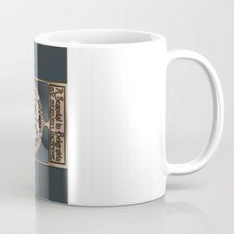 A Scandal in Belgravia - Mucha Style Coffee Mug