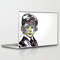 u2 Laptop & iPad Skins featuring Decomposition IV - Lucifer by Joseph Walrave