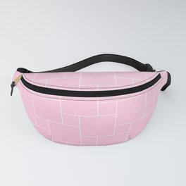 SOFT PINK Fanny Pack