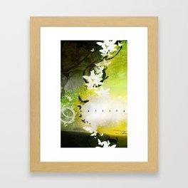 Nullify Framed Art Print
