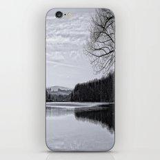 At the Lake  iPhone Skin