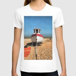 Dungeness Fishing Boat T-shirt