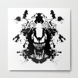 Never wound what you can't kill Metal Print