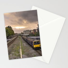 Exeter Central Pacer Stationery Cards