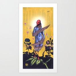 Rebirth Of Venus Art Print