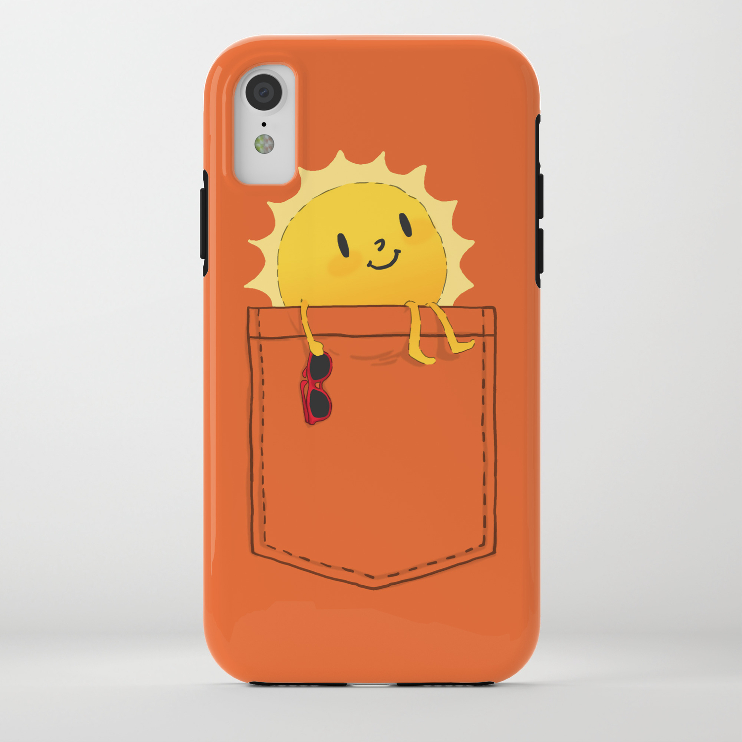 sunshine iphone xr case