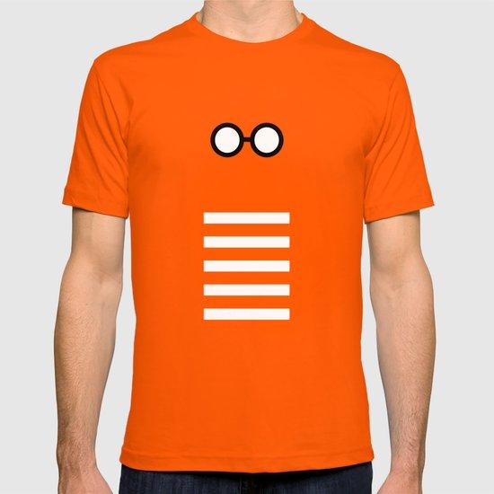 Where's Waldo Minimalism T-shirt