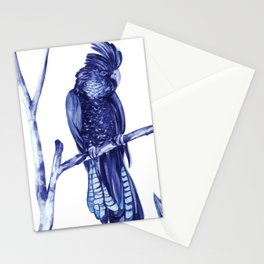 Pineapple and Bird Stationery Cards