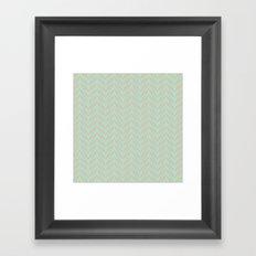 tribal pattern 2 Framed Art Print