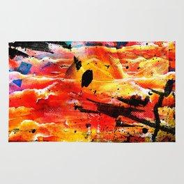 Abstract art #1 Rug