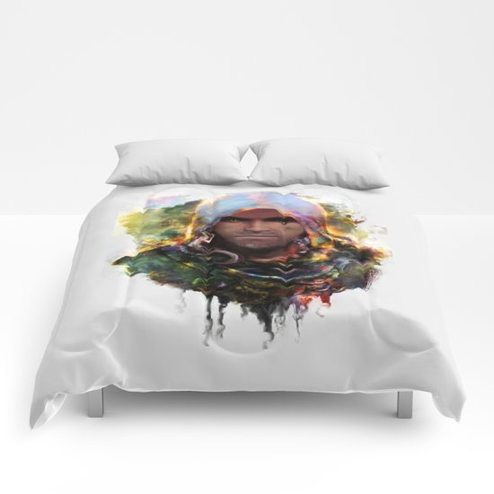 witchers creed Comforters