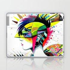 -City Girl- Laptop & iPad Skin