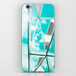 Technicolor Abstract iPhone Skin