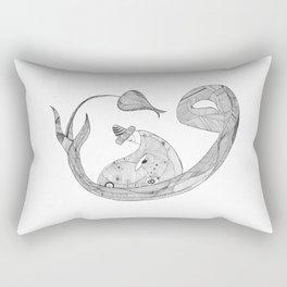 Humble Dervish Rectangular Pillow